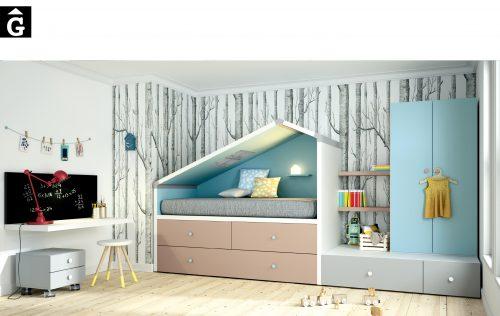 Bremen la meva caseta Lagrama by mobles Gifreu