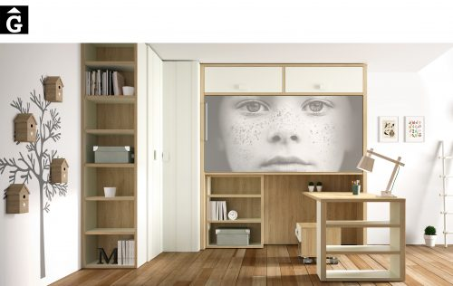 Copenhague llit plegable alt Lagrama by mobles Gifreu