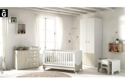 4 QB Tegar by Mobles GIFREU Girona modern minim elegant atemporal