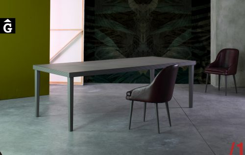 Devina Nais Taula rectangular by Mobles GIFREU Girona modern qualitat vanguardia minim elegant atemporal-Recovered