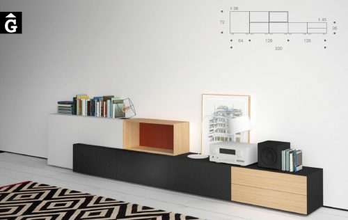 Lauki 16 20 Treku by mobles Gifreu Idees per la llar moble de qualitat-Recovered