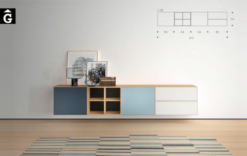 Lauki bufet 17 2 0 Treku by mobles Gifreu Idees per la llar moble de qualitat-Recovered