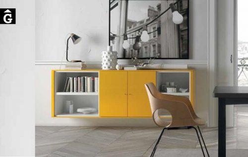 Bufet ios mostassa Loyra muebles by mobles Gifreu Idees per la llar moble de qualitat