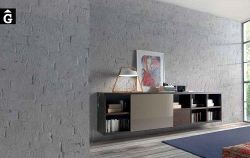 Moble bufet penjat a paret 0 Loyra muebles by mobles Gifreu Idees per la llar moble de qualitat
