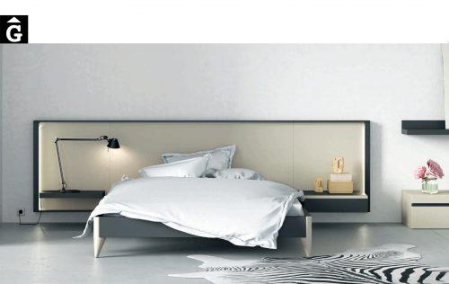 Homage llit gran Habitació llit gran Lagrama