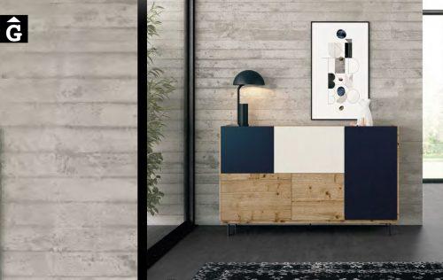 On Plus moble bufet modern entrada rebedor ViVe muebles Verge programa mobles menjador rebedor living by mobles Gifreu
