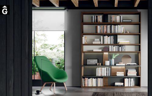 Line Llibreria Noguera ViVe muebles Verge programa llibrera llibreries living by mobles Gifreu