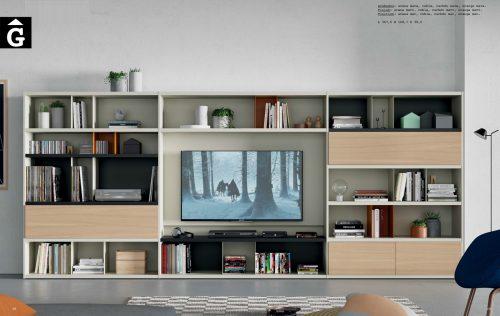 Line llibreria Tv Roure ViVe muebles Verge programa llibrera llibreries living by mobles Gifreu