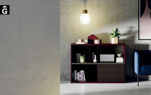 Llibreria Line Vive muebles Verge programa llibrera llibreries living by mobles Gifreu