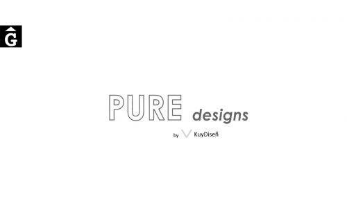 Pure designs