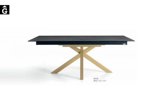 Taula menjador Moon sobre porcellànic o dekton Pure Designs taules i cadires a mobles Gifreu