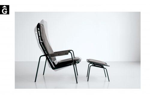 Butaca Viking GL Extendo Design Source by mobles Gifreu botiga elements interiors