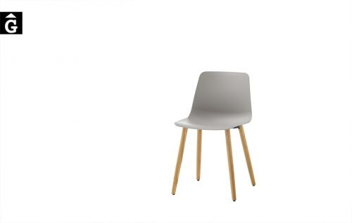 Cadira Varya potes fusta Roure massís | Inclass cadires tamborets i taules | mobles Gifreu