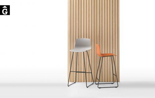 Tamborets Varya potes patí | Inclass cadires tamborets i taules | mobles Gifreu