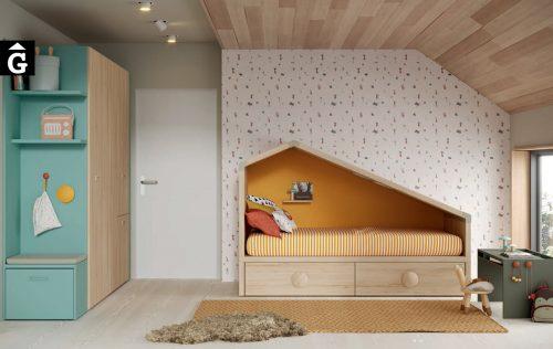 Habitació Juvenil Llit cottage 2calaixos I lagrama | mobles Gifreu