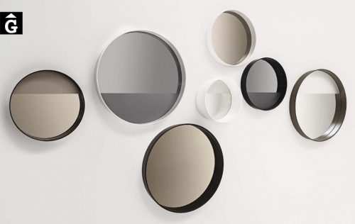 Composició marcs mirall Visual Round | Sovet | mobles Gifreu