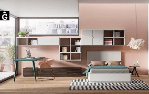 Habitació joves Airbox | lagrama | mobles Gifreu