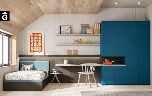 Habitació juvenil Capçal Frame Oceano | lagrama | mobles Gifreu