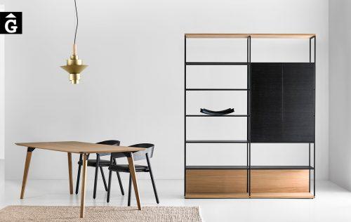 Llibreria La Literatura Open vertical | mobles i altres elements de qualitat | Punt mobles | mobles Gifreu | Distribuïdor oficial Girona