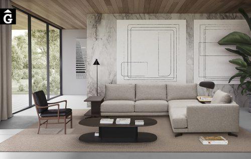 Sofà raconer obert Pulse   Joquer   Sofàs a mida   grans   llargs   Moderns   Modulars   per la teva llar   Comprar sofà   mobles Gifreu   Botiga   Distribuïdor Girona