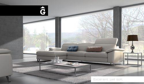 Composició sofà relax Moradillo by mobles Gifreu
