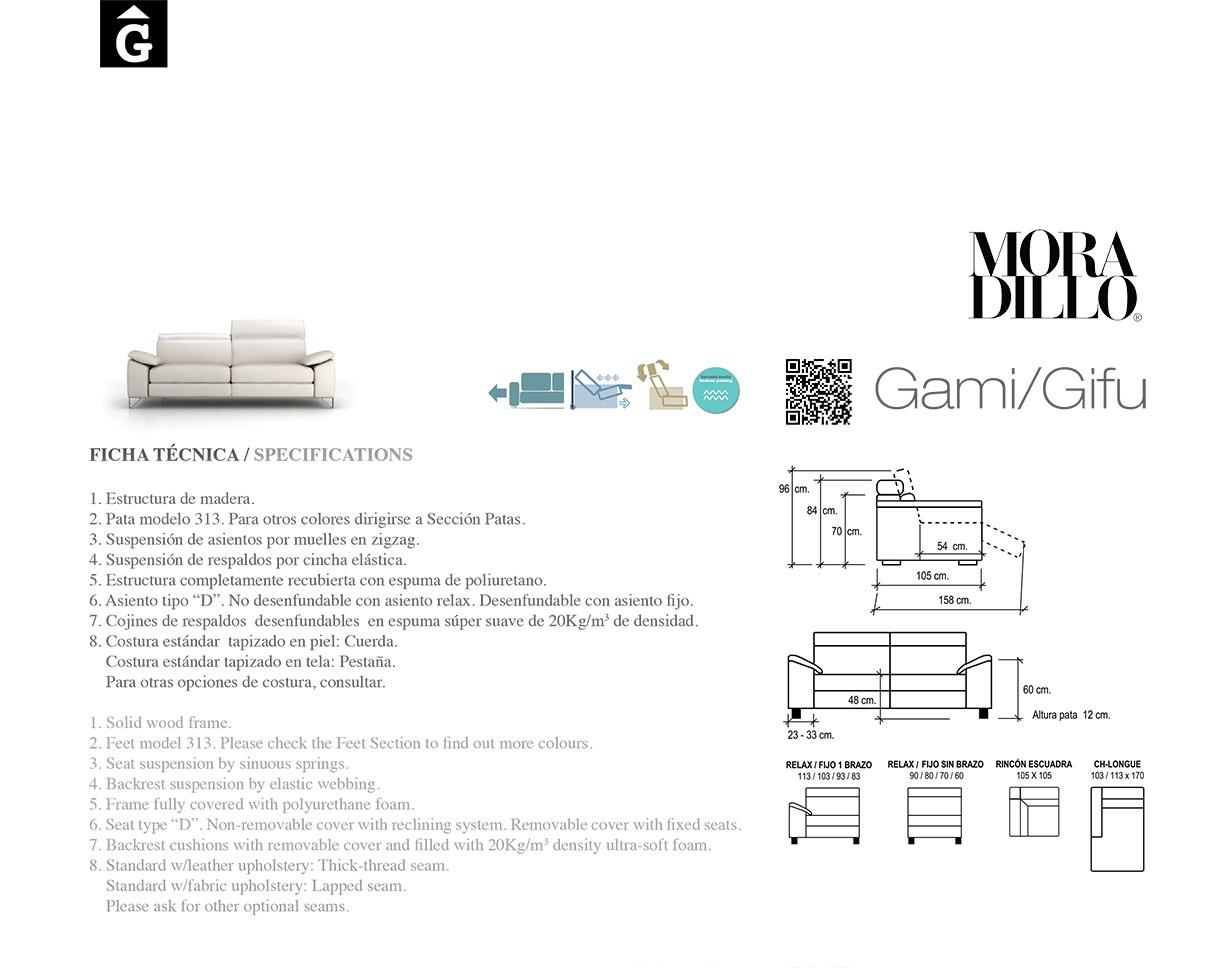 Gifu tècnic Moradillo by mobles GIFREU