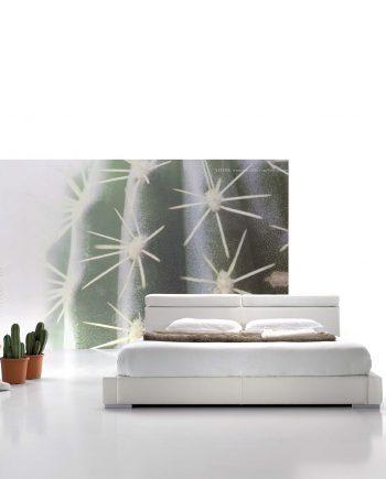 MORADILLO BY MOBLES GIFREU BEDS LLIT TAPISSAT ARTICULAT GIRONA