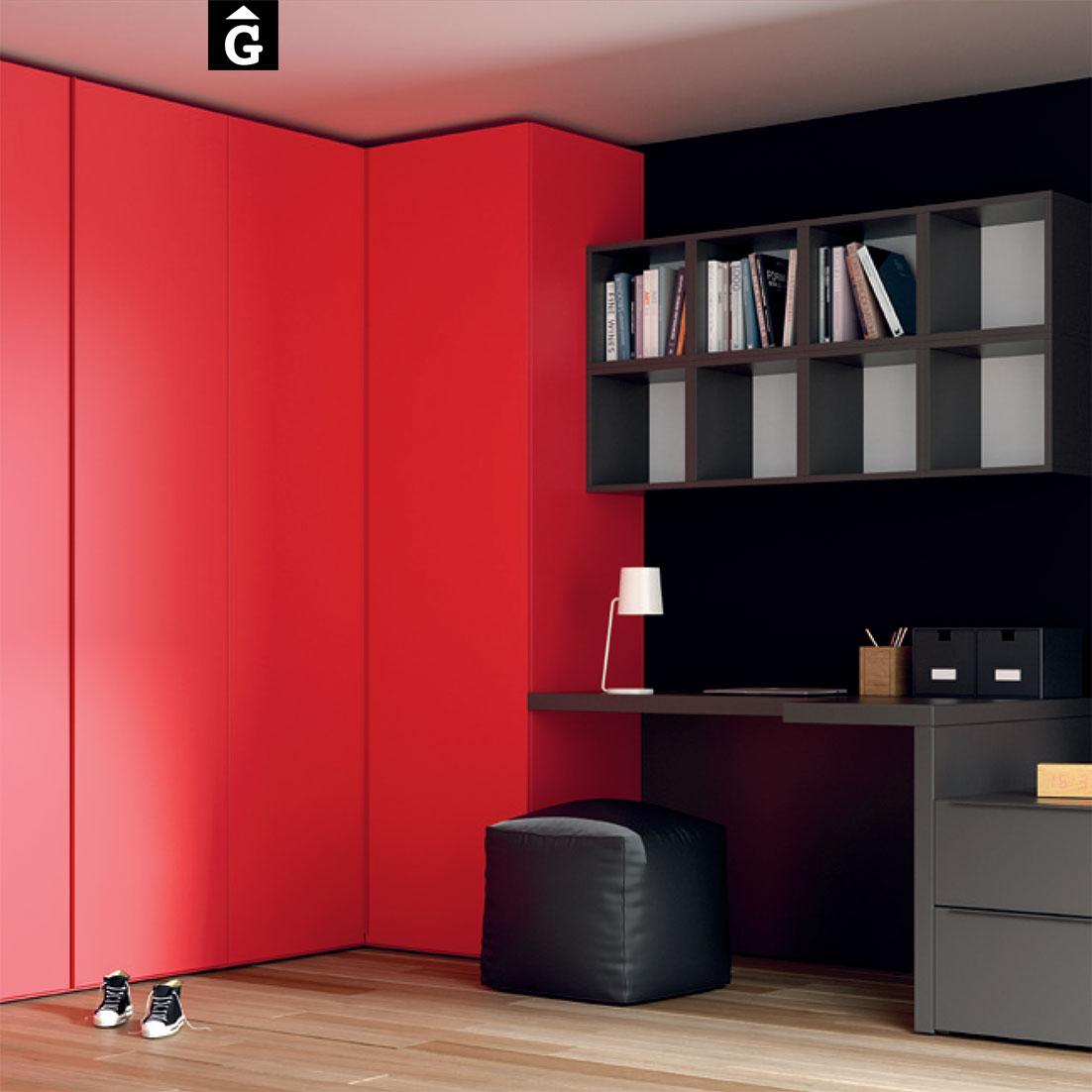 Infinity red habitacions juvenils dissenys pr ctics i actuals - Infinity jjp ...
