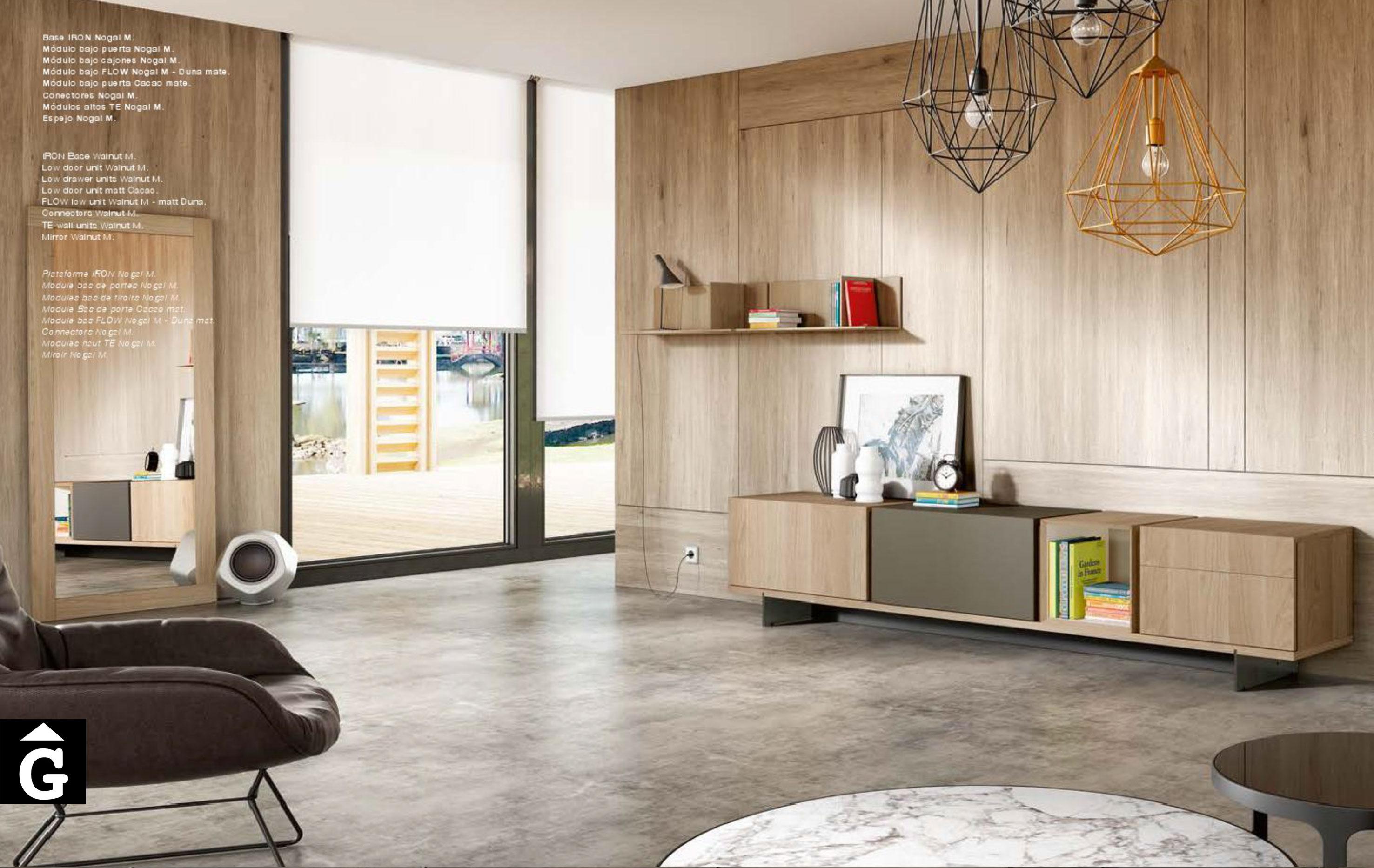 MOBLE-48-CONNECTOR-EMEDE-mobles-by-Mobles-GIFREU-Girona-ESPAI-EMEDE-Epacio-emede-Muebles-MD-moble-menjador-Sala-estar-habitatge-qualitat-laca-xapa-natural