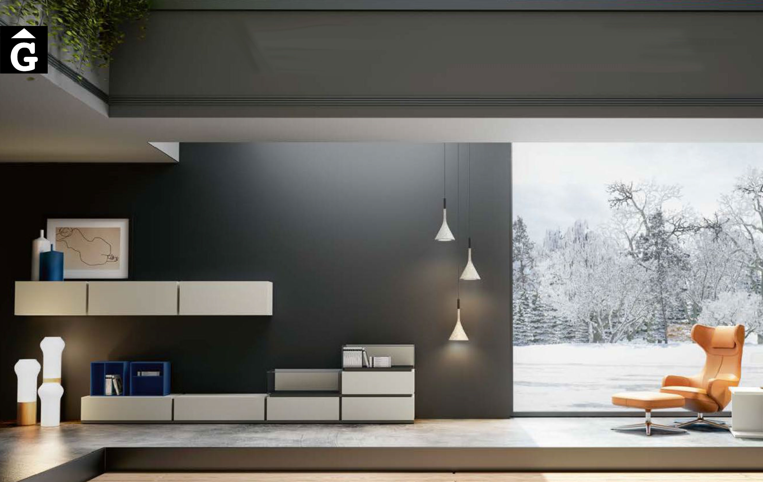 MOBLE-56-CONNECTOR-EMEDE-mobles-by-Mobles-GIFREU-Girona-ESPAI-EMEDE-Epacio-emede-Muebles-MD-moble-menjador-Sala-estar-habitatge-qualitat-laca-xapa-natural