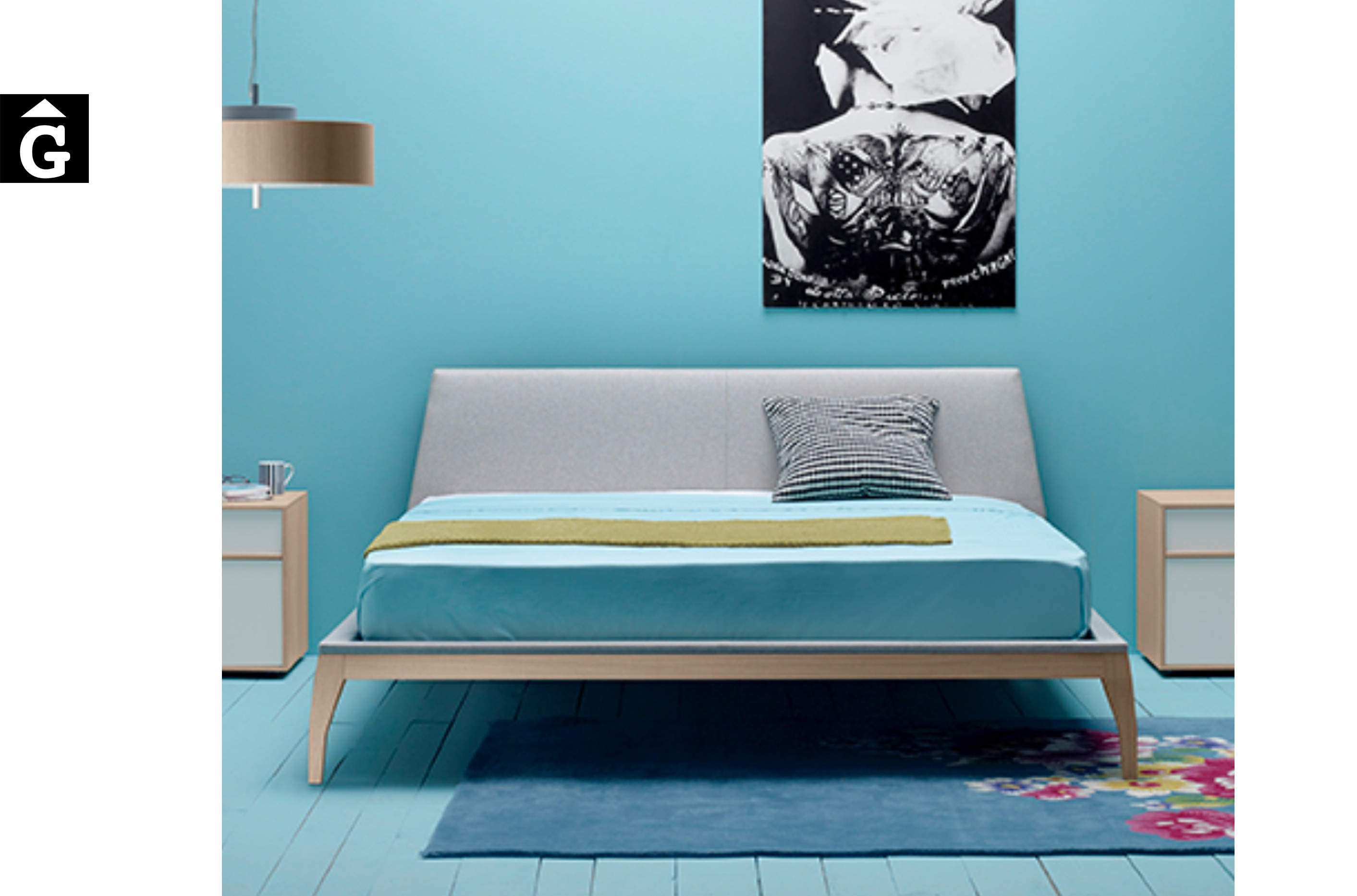 Llit-Bel-mostres-TREKU-by-MOBLES-GIFREU fons blau woocommerce