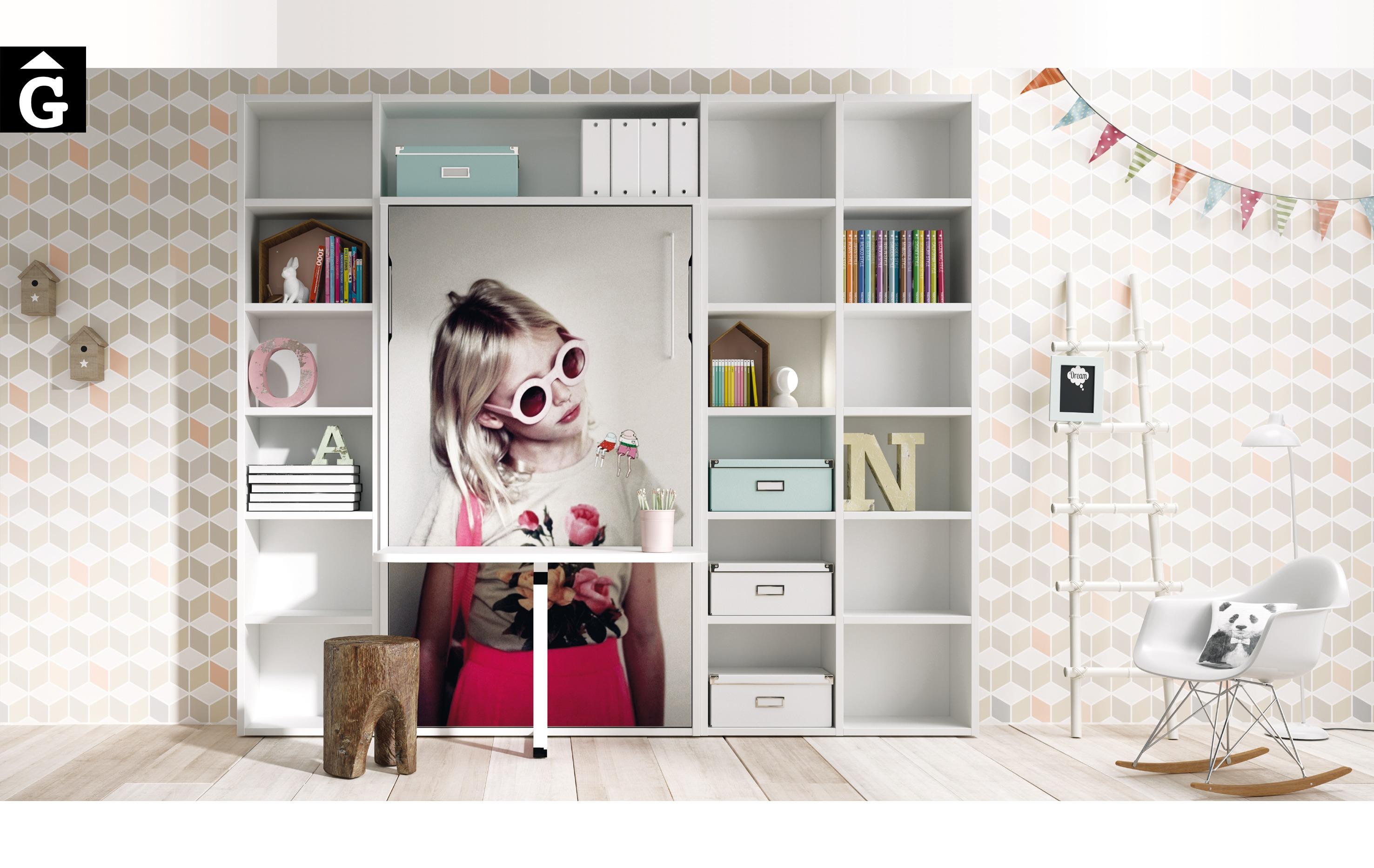 PRAGA Lagrama habitacions juvenils by mobles Gifreu Porqueres Girona