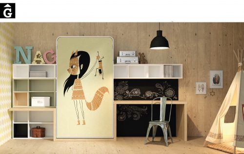 Estambul Lagrama habitacions juvenils by mobles Gifreu Porqueres Girona