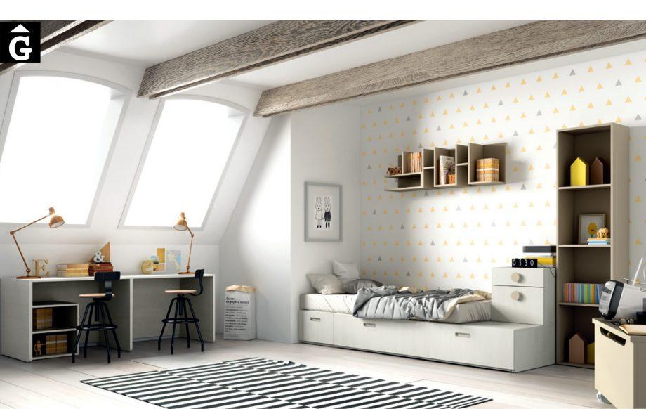 17 2 QB Tegar by Mobles GIFREU Girona modern minim elegant atemporal