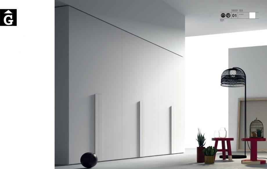 11 JJP NoLimits by Mobles GIFREU Girona modern minim elegant atemporal