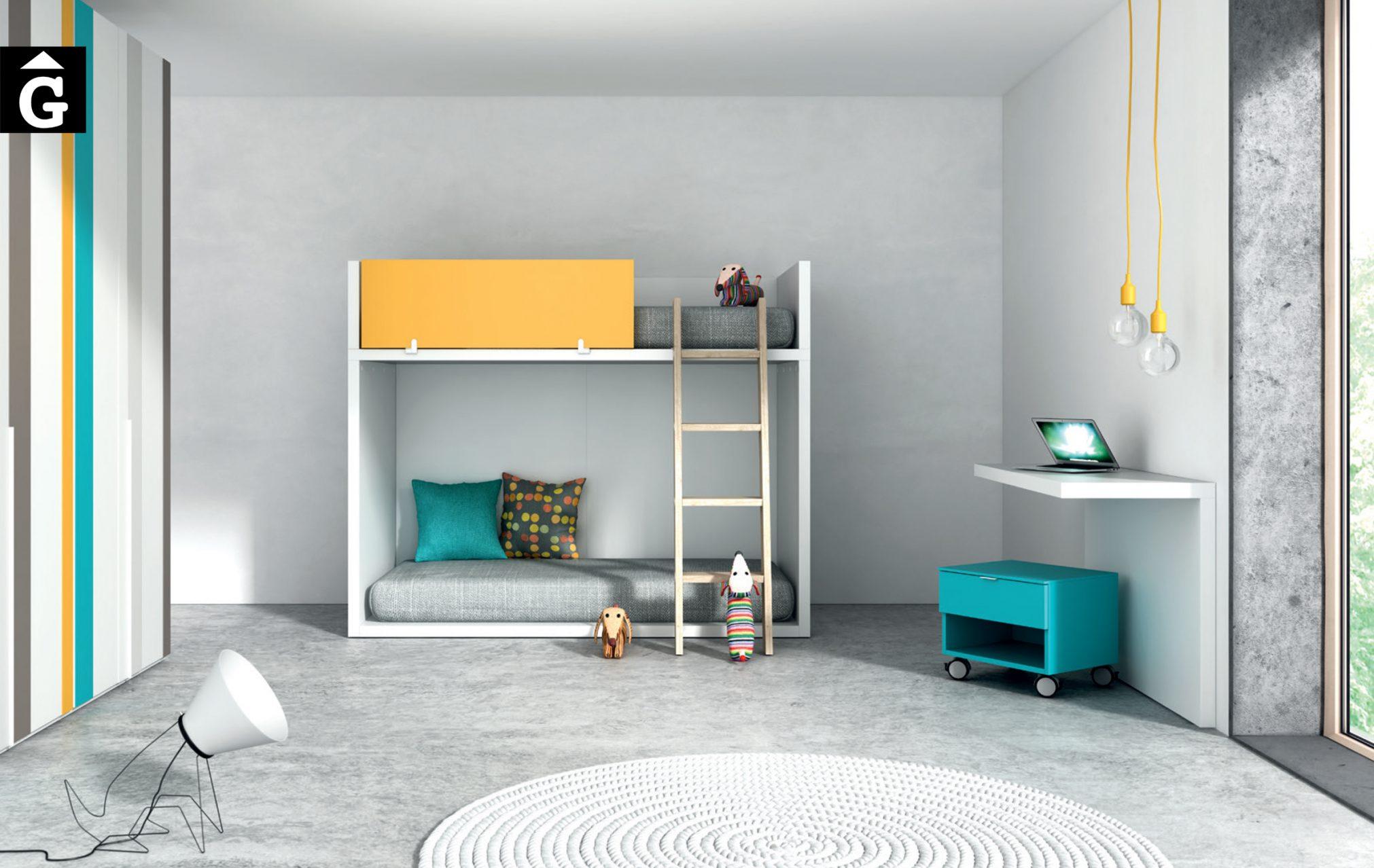 30 QB Tegar by Mobles GIFREU Girona modern minim elegant atemporal