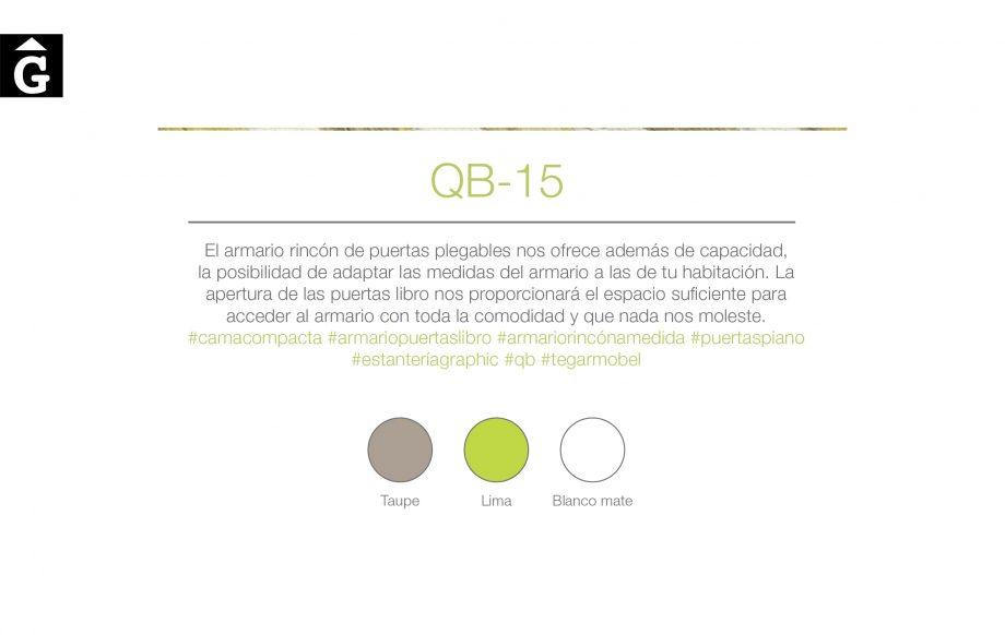 38 3 QB Tegar by Mobles GIFREU Girona modern minim elegant atemporal
