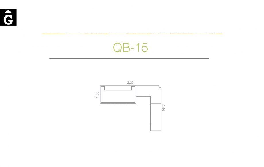 38 4 QB Tegar by Mobles GIFREU Girona modern minim elegant atemporal