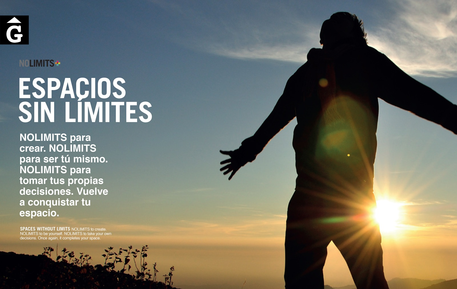 Espais sense límits amb JJP NoLimits by Mobles GIFREU Girona Armaris a mida modern minim elegant atemporal