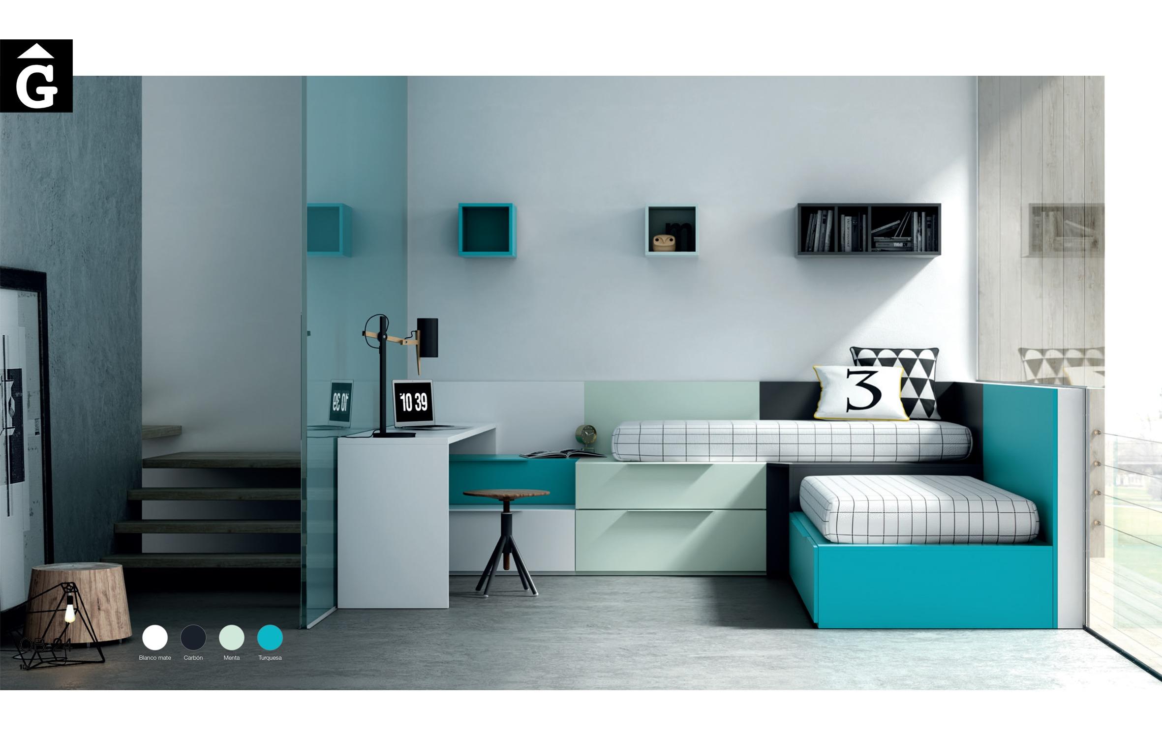53 QB Tegar by Mobles GIFREU Girona modern minim elegant atemporal