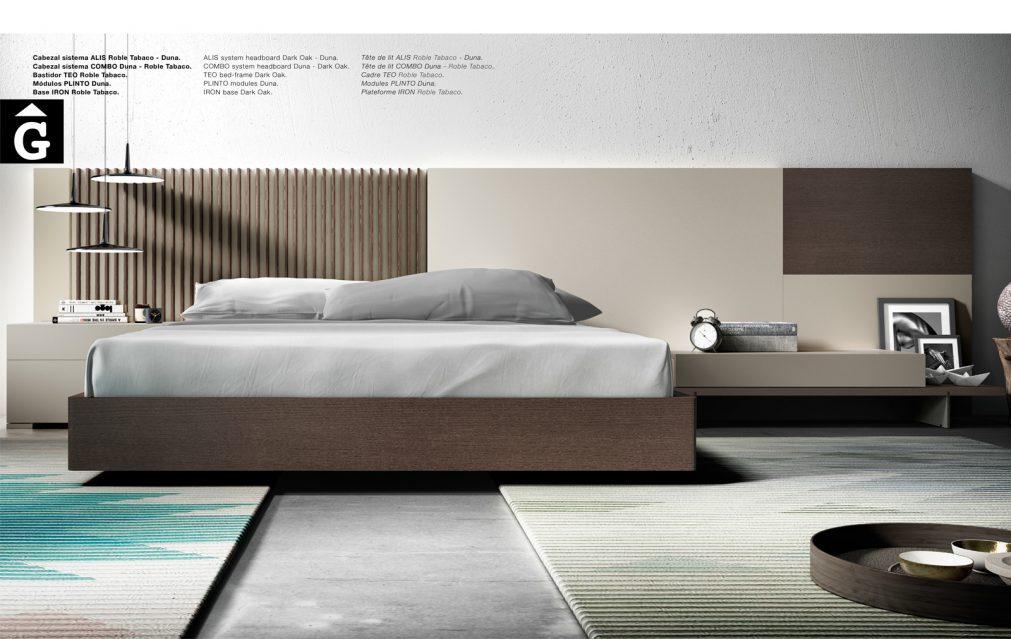 Capçal sistema Alis i Combo-bedrooms-de-emede-mobles-by-mobles-gifreu-girona-espai-emede-epacio-emede-muebles-md-moble-habitatge-disseny-modern-qualitat-laca-xapa-natural