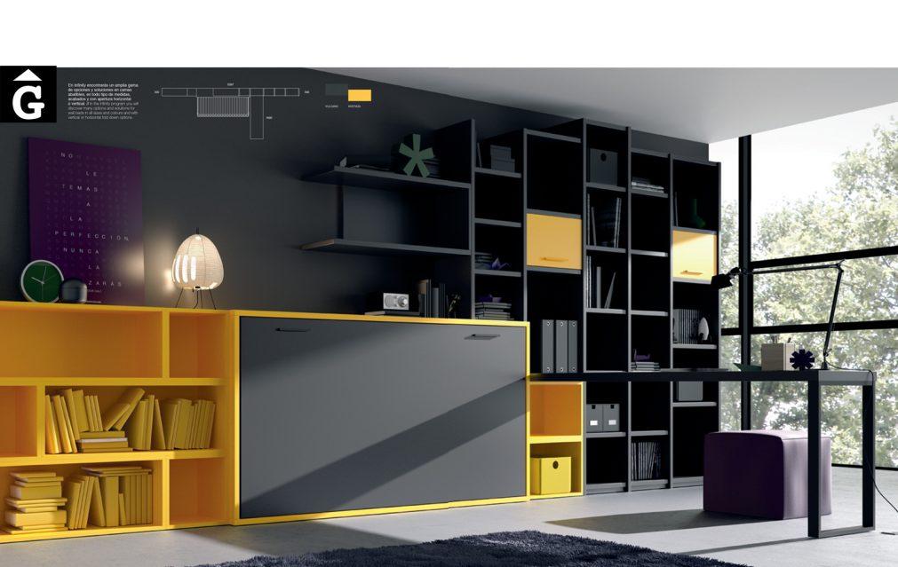 Llit abatible horitzontal mostaza i negra-bedrooms-infinity-muebles-jjp-by-mobles-gifreu-llits-de-nado-infantil-juvenil-singel-disseny-actual-qualitat