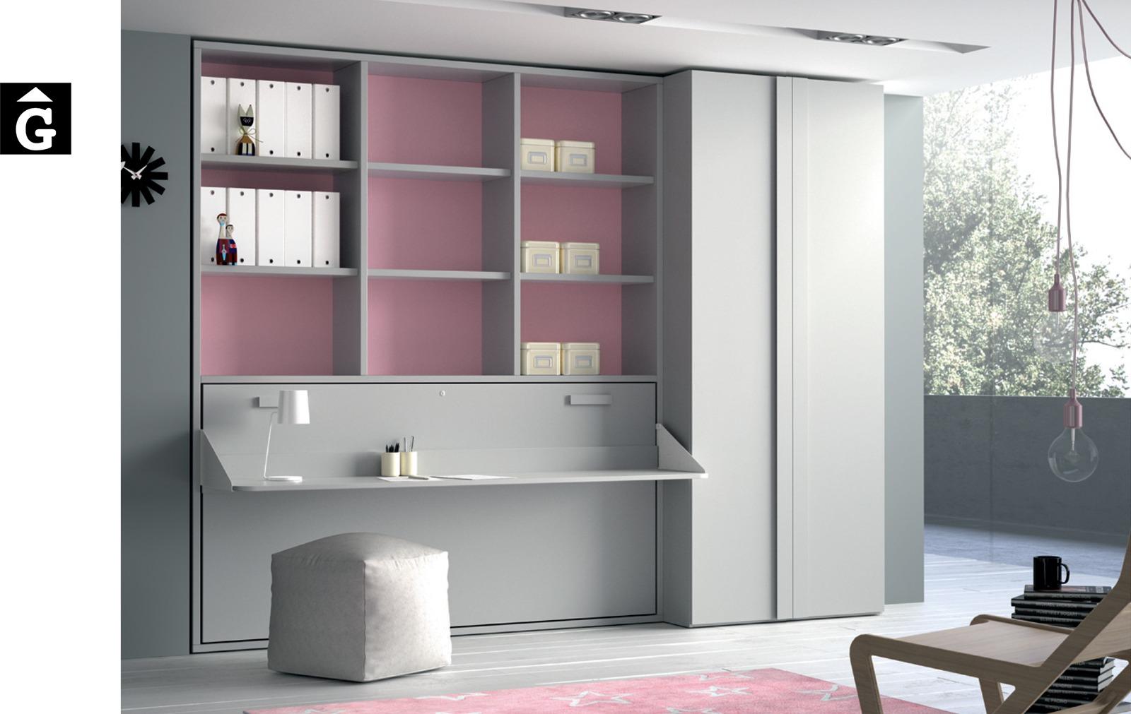 Llit avatible horitzontal amb escriptori-bedrooms-infinity-muebles-jjp-by-mobles-gifreu-llits-de-nado-infantil-juvenil-singel-disseny-actual-qualitat