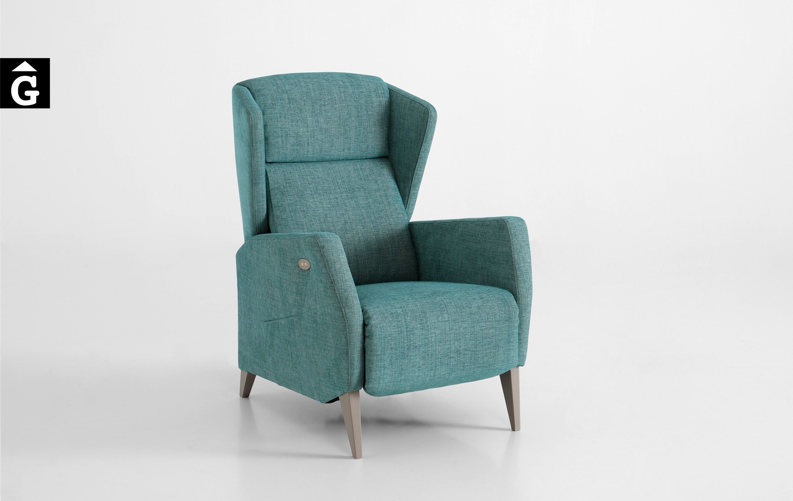 1 Tajoma by mobles Gifreu tapisseria de disseny actual i classic relax butaques sillons