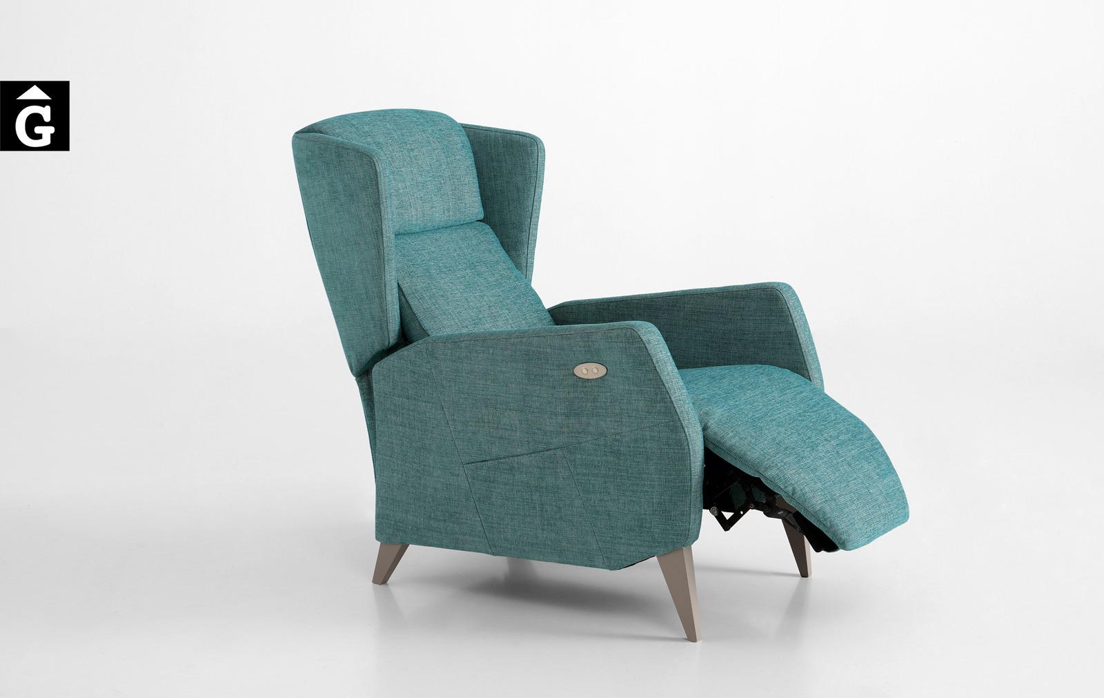 2 Tajoma by mobles Gifreu tapisseria de disseny actual i classic relax butaques sillons