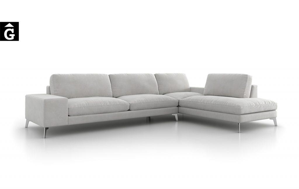 Zow sofà Moradillo sofa by mobles Gifreu tapisseria de qualitat sofas relax llits puff pouf chaixelongues butaques sillons