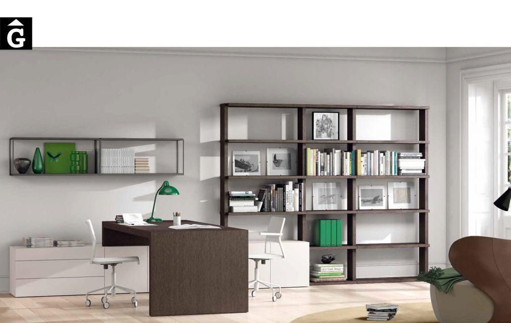 Despatx estudi Besform by Mobles GIFREU Armaris Vestidors Habitcions a mida modern minim elegant atemporal