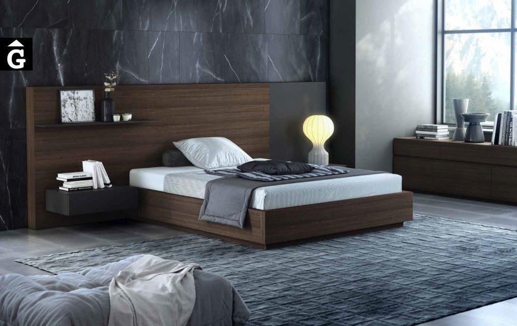 Area habitació programa Area mobles Ciurans per mobles Gifreu programa modular disseny atemporal realitzat amb materials i ferratges de qualitat estil modern minimal
