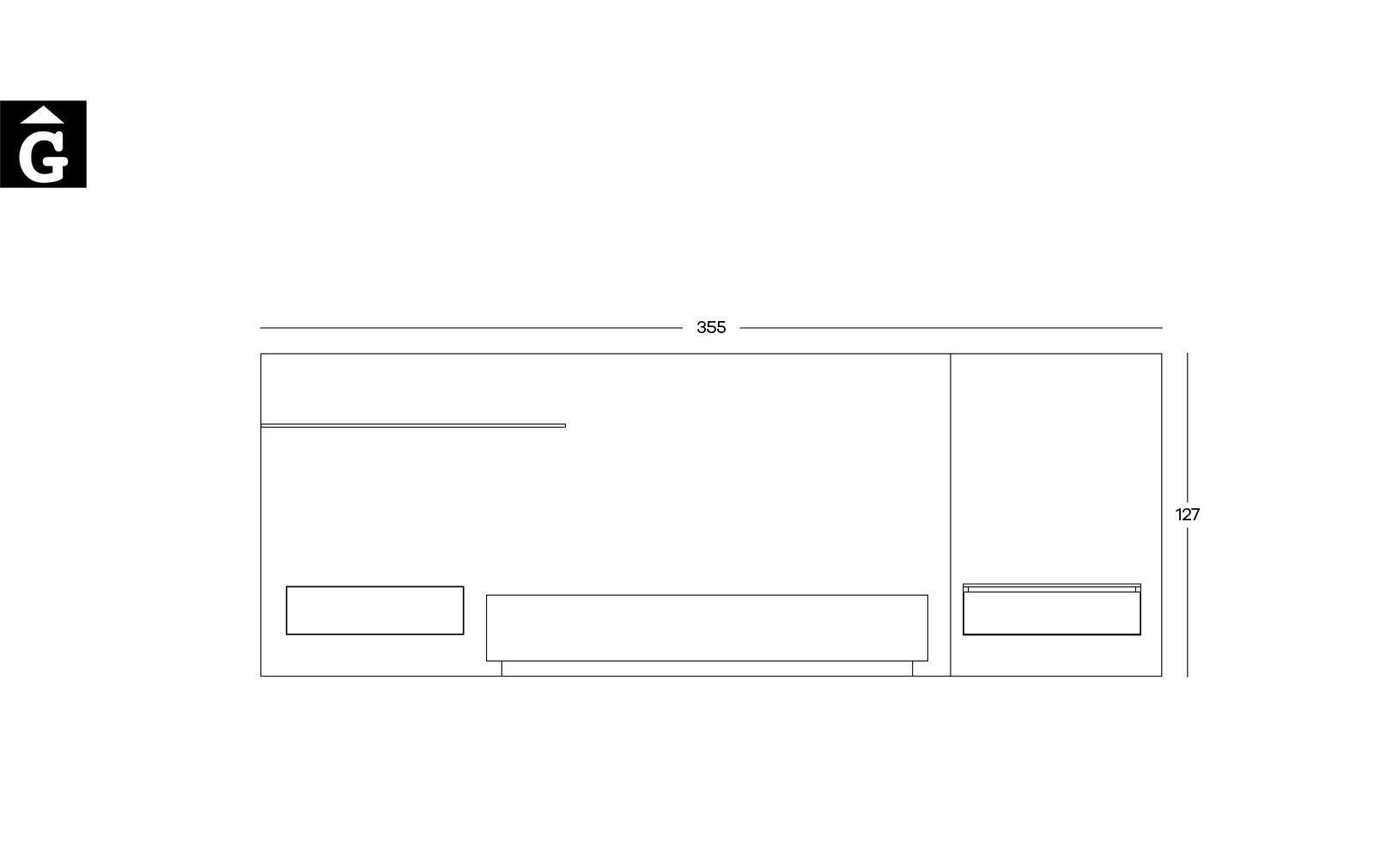 22 3 Area mobles Ciurans per mobles Gifreu programa modular disseny atemporal realitzat amb materials i ferratges de qualitat estil modern minimal
