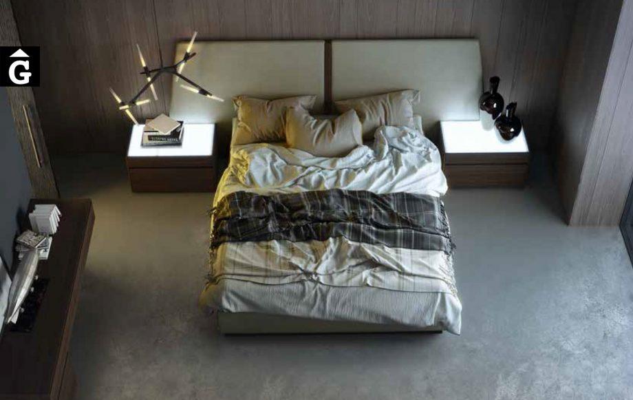 Moble habitació programa Area mobles Ciurans distribuït per mobles Gifreu programa modular disseny atemporal realitzat amb materials i ferratges de qualitat estil modern minimal